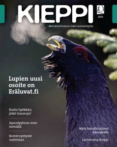 Kieppi-tidskrift 2013.