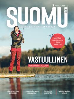 Vuoden 2020 Suomu-numeron kansilehti, joka on myös PDF-linkki.