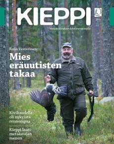 Kieppi-tidskrift 2015.