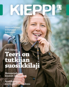 Kieppi-tidskrift 2016.