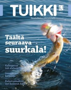 Tuikki-tidskrift 2015.