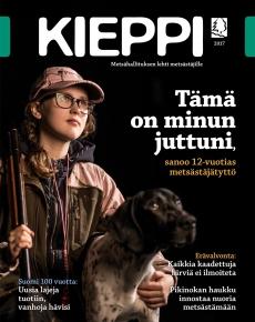 Kieppi-tidskrift 2017.