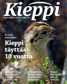 Kieppi-tidskrift 2018.