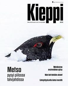 Kieppi-tidskrift 2019.