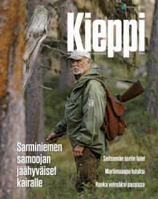 Kieppi-tidskrift 2020.