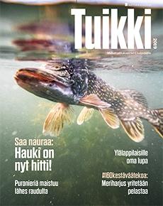 Tuikki-tidskrift 2019.