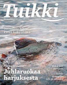 Tuikki-tidskrift 2018.