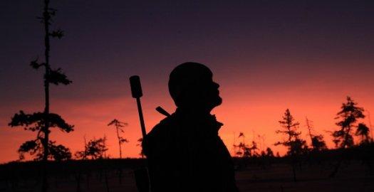 Facebook: Metsästäjät hiihtivät sata kilometriä yhden saaliin eteen