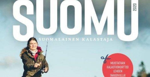 Facebook: Suomu 2020 on nyt luettavissa lehtiarkistossa digilehtenä!  Suomu tai Fena on...