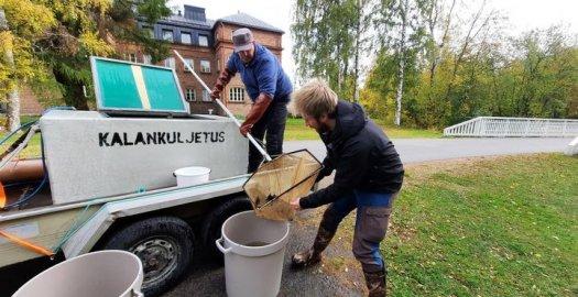 Facebook: Photos from Luonnonvarakeskus's post