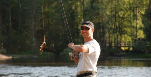 Facebook: Kyllä ovat virvelit viuhuneet vesillä tänäkin kesänä! Vaikka kalastonhoitomaksuja ei...