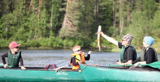 Facebook: Kalastus kiinnosti tänä kesänä kaikenikäisiä − kalastonhoitomaksujen tuotto jo 10...
