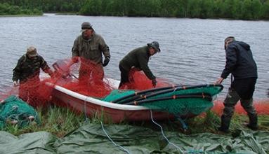 Metsähallitus Kalastuslupa