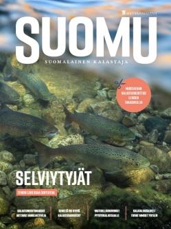 Vuoden 2019 Suomu-numeron kansilehti.